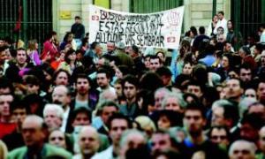 Protestes al carrer
